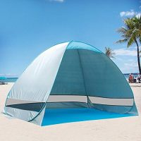 G4Free Outdoor Automatic Pop up Instant Portable Cabana ...