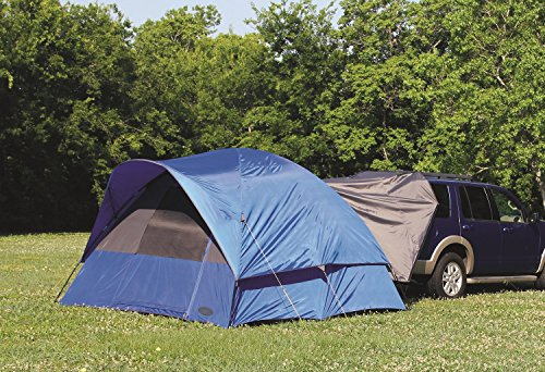Texsport 5 Person Retreat SUV Truck Tent with carry