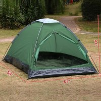 World Pride Lightweight 2 Person Camping Backpacking Tent ...