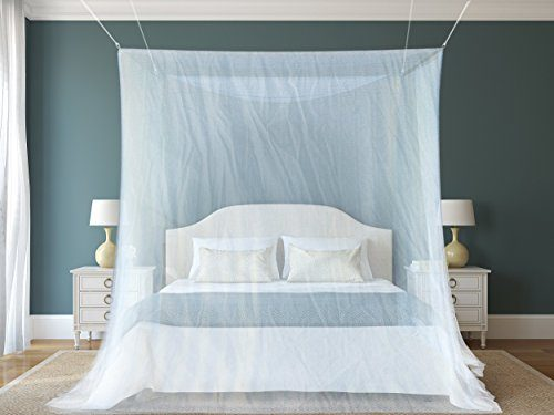 1 The Best Mosquito Net By NATURO  The Largest Double