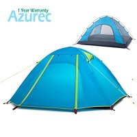 Azurec 2-3-4 Person 3 Season Double Doors Lightweight ...