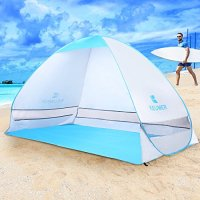 BATTOP Outdoor Automatic Pop up Instant Portable Cabana ...