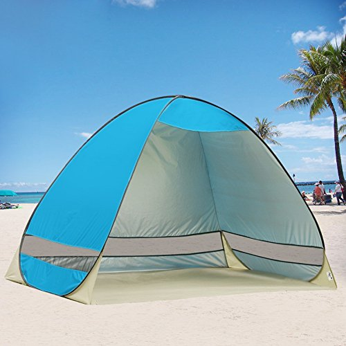 G4Free Outdoor Automatic Pop up Instant Portable Cabana