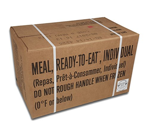 ULTIMATE MRE July 2017 and up Inspection Date Meals Ready