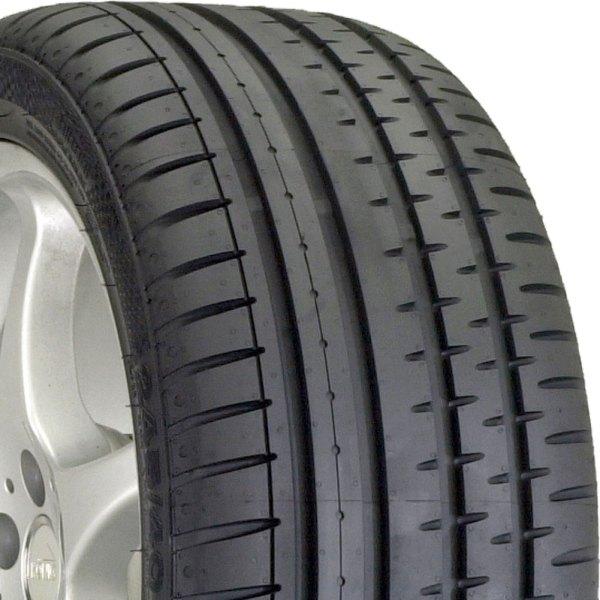 2 225 45 17 Continental Sport Contact Ssr Run Flat 45r R17 Tires 26057