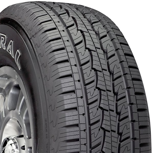 1 P245 70 17 General Grabber Hts 70r R17 Tire 32785
