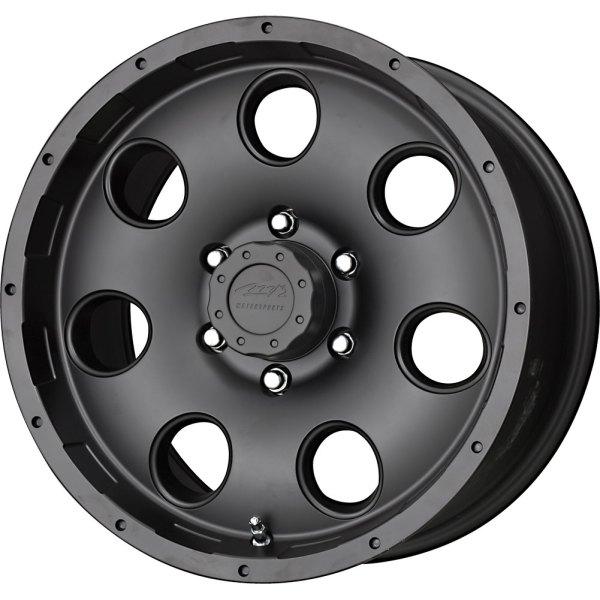 Mb Wheels Razor Custom Rims