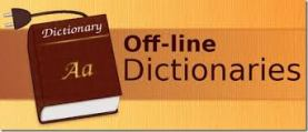Logo Offline Dictionnaries