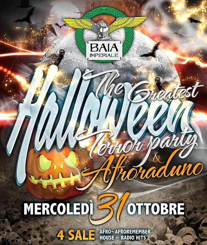 Prezzi ed Offerte Hotel + Discoteca Baia Imperiale ad Halloween