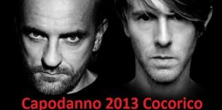 31 Dicembre 2012 Cocorico Riccione Sven Vath e Richie Hawtin per il party di Capodanno 2013