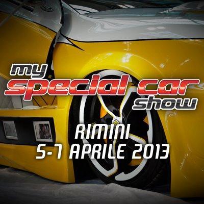 Offerte per hotel ed alberghi e promozioni last minute per My Special Car 2013 Rimini Fiera