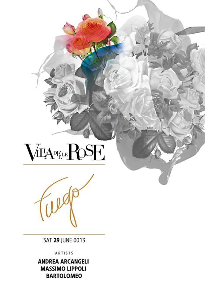 Venerdì 28 Giugno e Sabato 29 Giugno 2013 discoteca Villa delle Rose Riccione
