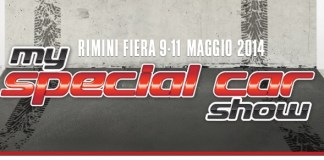 My Special Car 2014 Fiera di Rimini