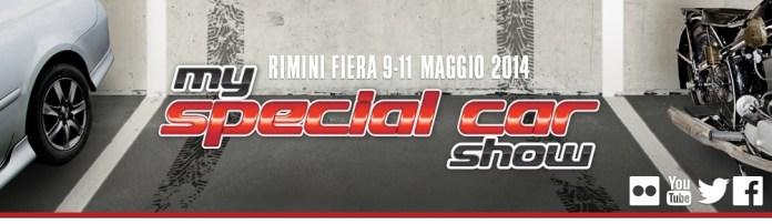 My Special Car 2014 Fiera di Rimini