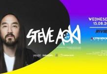 Special Guest Steve Aoki per il Ferragosto 2018 dell'Altromondo Studios