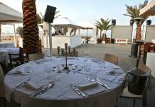 Prenotazioni cene per per il Beach Cafe Riccione