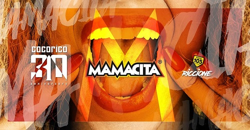 Venerdi 17 Agosto al Cocorico special party Mamacita