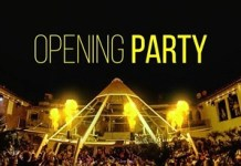Venerdi 11 e sabato 12 maggio doppia festa di apertura 2018 Villa delle Rose