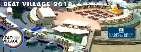 Eventi e Concerti al Beat Village Rimini per l'Estate 2018