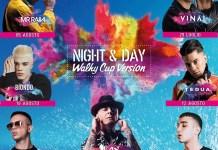Calendario e programma ospiti Aquafan Night & Day Estate 2018