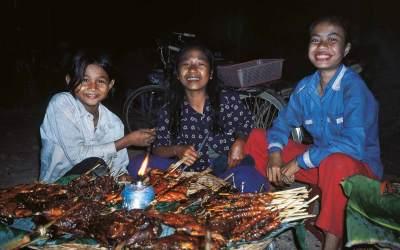 Norbert Klora, Cambodia, 2001
