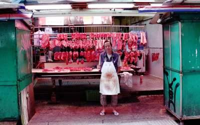 Norbert Klora, China, 2007