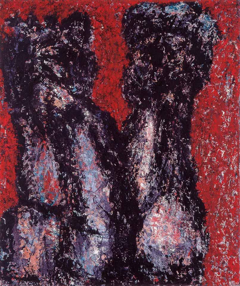 Norbert Klora, Prefigurations: Siamese twins