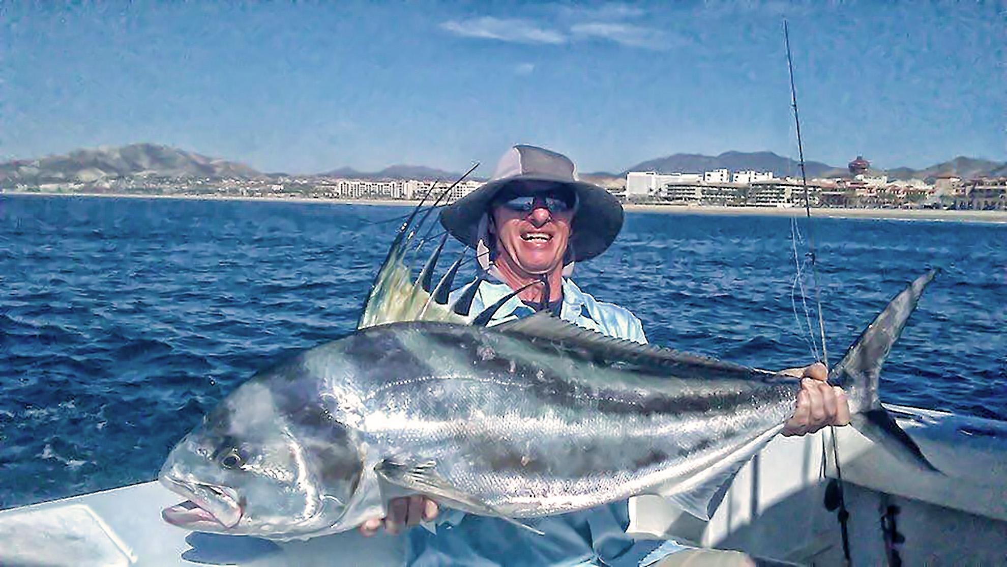 June Baja Fishing Report