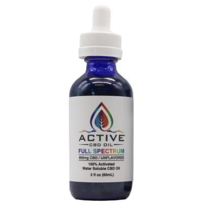 Active Water Soluble Full Spectrum 900mg