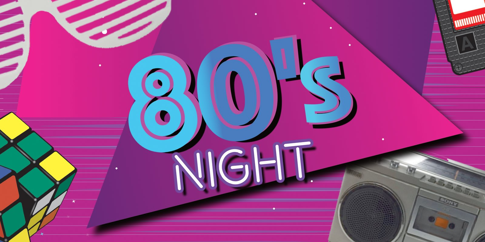 80s Night  Local Event  Discover Central Massachusetts