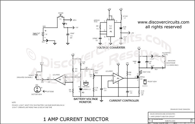Pleasing More Tester Circuits Hobby Circuits Category List Email David A Wiring 101 Akebretraxxcnl