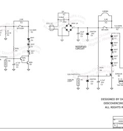 led light schematic wiring diagram detailed simple led circuits led light bulb schematic [ 2217 x 1419 Pixel ]