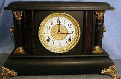 gilbert kitchen clock accessories sidellihar antique and vintage clocks collector information