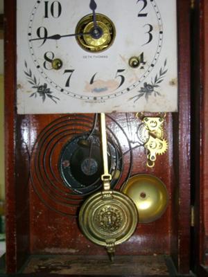 Nice Old Seth Thomas Wall Clock