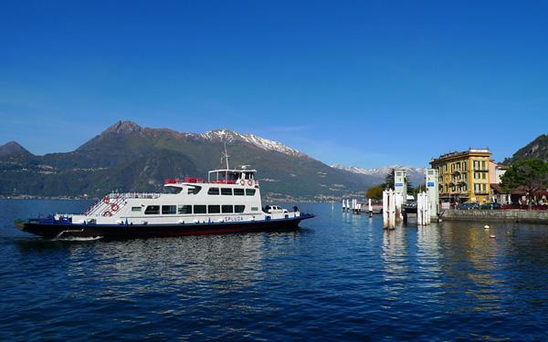 Varenna Ferry