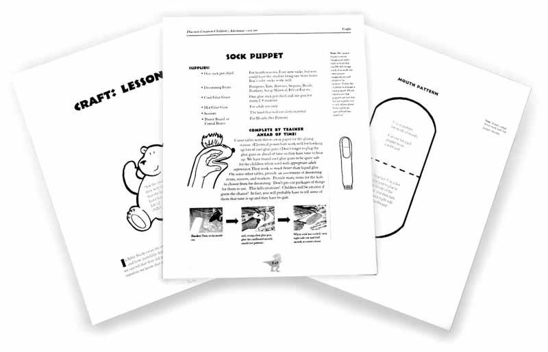 Discover Creation Children's Adventure Teacher's Manual