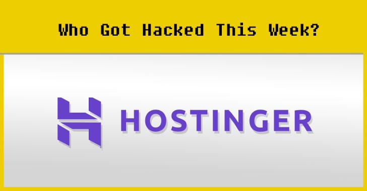 hostinger suffers data breach