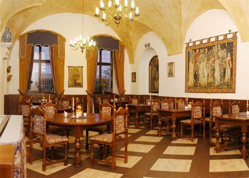 Hotel Ruze Cesky Krumlov