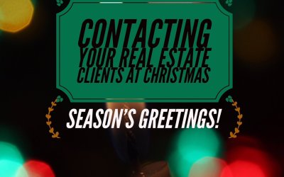 Contacting Your Real Estate Clients At Christmas