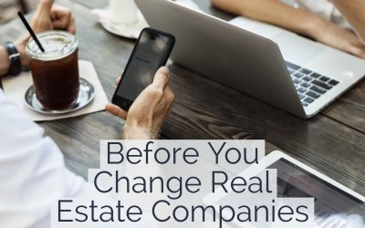 """Before You Change Real Estate Companies Pt. 3 – """"Interview, Interview, Interview"""""""