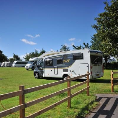 Market Rasen Racecourse Campsite