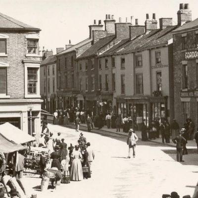 Market Rasen - Past times