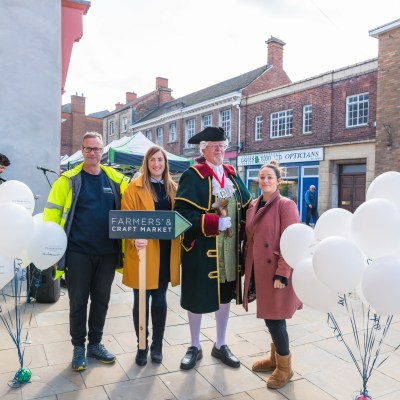 Relaunch Farmers and Craft Market