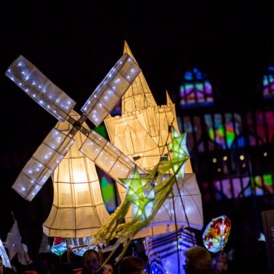 Illuminate Parade Gainsborough