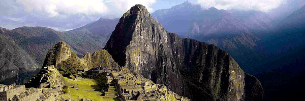 Inti Travel and Tours - Peru - Land of Mystery