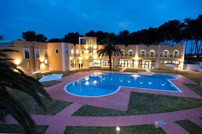 Orchidea Blu Village San Menaio Hotel sul Mare Gargano 4 Stelle