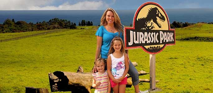 Visit Hollywood Film Sites at Kualoa Ranch