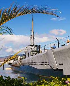 Tour the USS Bowfin Submarine at Pearl Harbor
