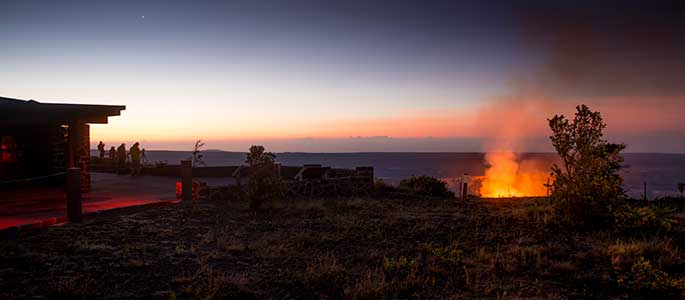 Kilauea Volcanic Activity