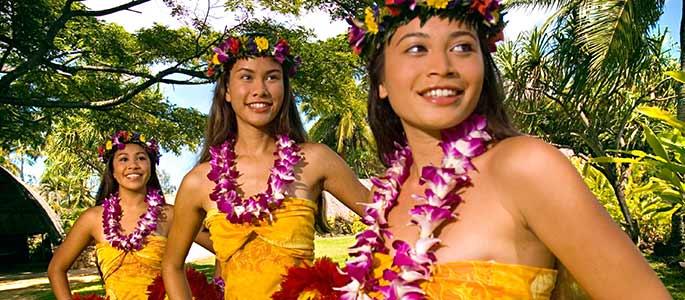 Polynesian Cultural Center Hula And Games